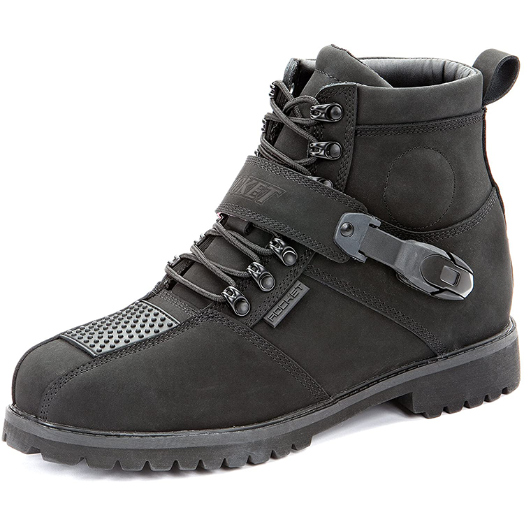 Hot Weather Motorcycle Boots