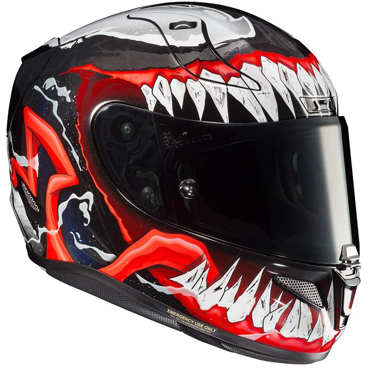 Hot Weather Motorcycle Helmets